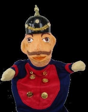Oberwachtmeister Dimpfelmoser